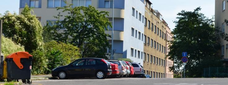Luxusní ČD 24 bytových jednotek